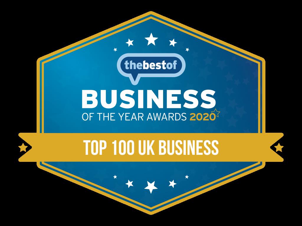 2020 top 100 award